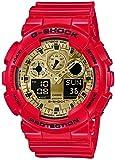 [カシオ]CASIO 腕時計 G-SHOCK GA-100VLA-4AJF メンズ