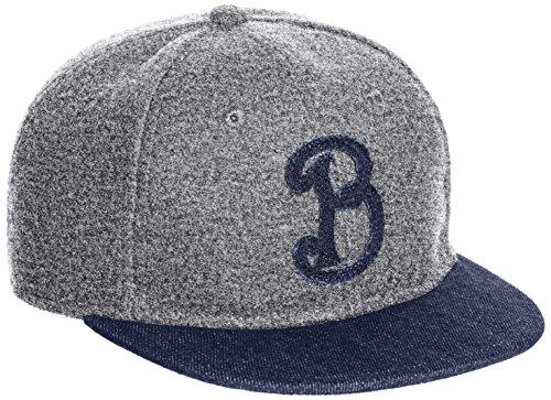 (比拉邦)BILLABONG牛仔布棒球帽(大小可调)[毛料混合&牛仔/ AG014-923] [女]