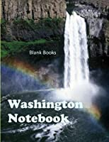 Washington Notebook (USA Blank Books)【洋書】 [並行輸入品]