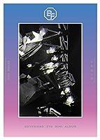 ボイフレンド - NEVER END [NIGHT ver.] (5th Mini Album) CD+Photocard+2 Pre-order Gift [韓国盤]