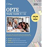 OPTE Study Guide 6-12 2019-2020: Test Prep and Practice Test Questions for the Oklahoma Professional Teaching Examination 076