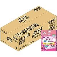 【ケース販売】 ポイズ 肌ケアパッド 少量・ビギナー用25cc 30枚 ×12パック入り 【軽い尿モレ 女性用】