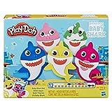 Play-Doh PD ベビーシャーク セット