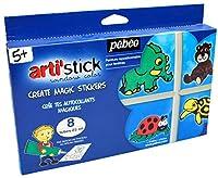 Arti'Stick ウィンドウカラー スターターセット 25mlチューブ8本セット