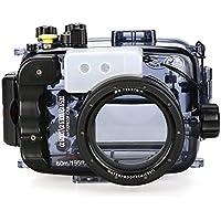 Seafrogs カメラ 水中撮影 ハウジングケース ソニーα6500 α6300 α6000対応 60m/195ft