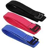 Baoblaze Pack of 3 19.69 * 0.98inch Universal Baby Stroller Pram Safety Belt Wrist Hand Strap Tether Pushchair Arm
