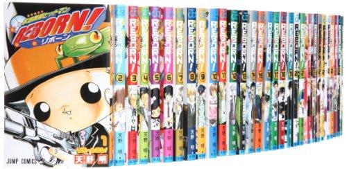 家庭教師ヒットマンREBORN! コミック 全42巻完結セット (ジャンプコミックス)の詳細を見る