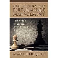 Next Generation Performance Management (English Edition)