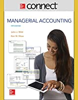 Connect 1 Semester Access Card for Managerial Accounting