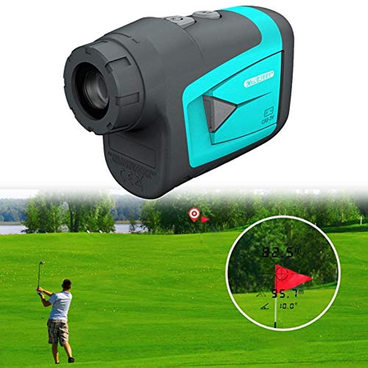 コンチネンタルレトルトソーシャルcolmall 距離計 600m ゴルフ用 距離測定器 ゴルフスコープ 計測器 光学6x倍望遠 角度データ生活防水程度など コンパクト 携帯に便利 helpful