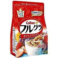 カルビー フルグラ 800g × 6袋