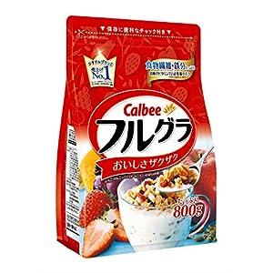 カルビー フルグラ 800g × 6袋の関連商品1