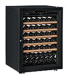EUROCAVE ワインセラー Première 収容本数74本 Première-S-C-PTHF(黒) ノンフロン プルミエシリーズ ユーロカーブ