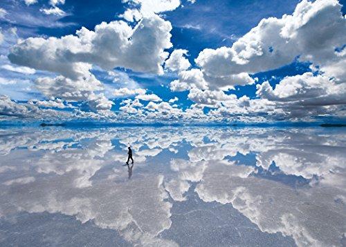 3000ピース ジグソーパズル 究極パズルの達人 ウユニ塩湖―ボリビア スモールピース(73x102cm)
