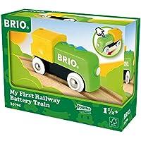 BRIO レールウェイ マイファースト バッテリーパワー機関車 33705