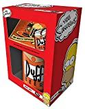 The Simpsons Geschenkset Duff