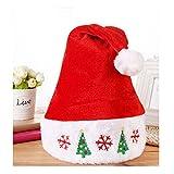 De.Markt クリスマス帽子シリーズ 豪華なサンタ帽子 コスチューム用小物 コスプレ 衣装 クリスマス