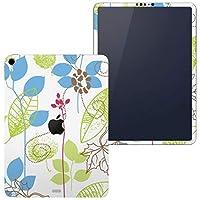 igsticker iPad Pro 12.9 inch インチ 専用 apple アップル アイパッド 2018 第3世代 A1876 A1895 A1983 A2014 全面スキンシール フル 背面 側面 正面 液晶 タブレットケース ステッカー タブレット 保護シール 人気 花 植物 001306