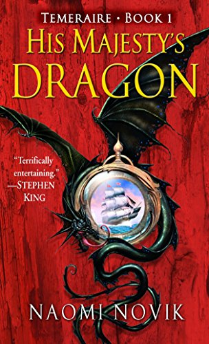 His Majesty's Dragon (Temeraire)の詳細を見る