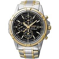 [セイコー]SEIKO 腕時計 SOLAR CHRONOGRAPH ALARM ソーラー クロノグラフ アラーム SSC142P1 メンズ [逆輸入]