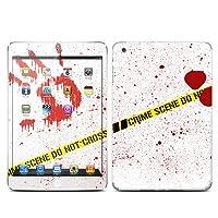 Apple iPad Mini用スキンシール【Crime Scene Revisited】