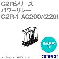 オムロン(OMRON) G2R-1 AC200/(220) パワーリレー NN