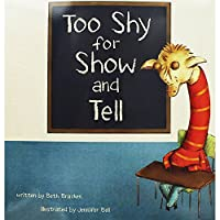 Too Shy for Show and Tell the Work