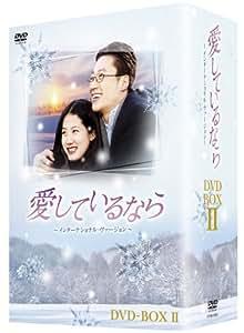 愛しているなら~インターナショナル・ヴァージョン~DVD-BOXII