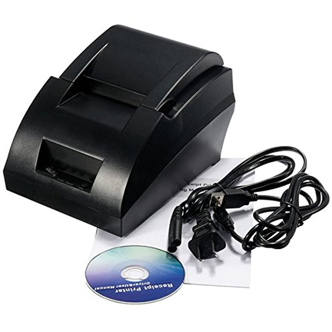 修正成り立つ注文ロール紙を使用した12V USBミニ58mm POS ESCサーマルドットレシートプリンタセット384ライン