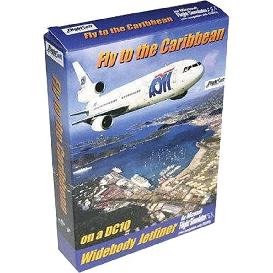 診断するブルゴーニュ盆地Fly to the Caribbean for Microsoft Flight Simulator X (輸入版)