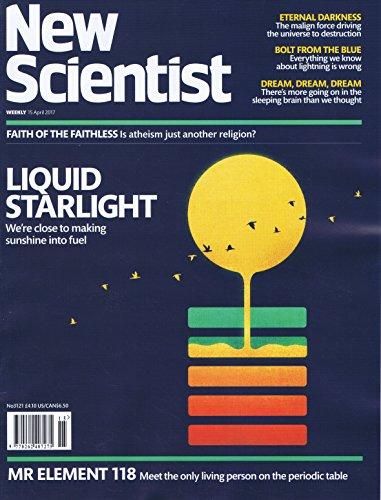New Scientist [UK] April 15 2017 (単号)