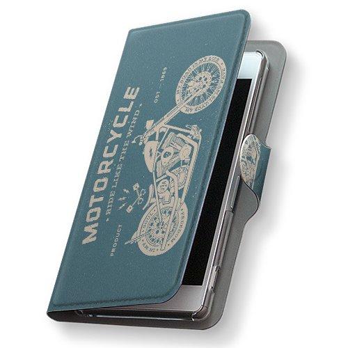 Xperia Z5 エクスペリア SO-01H ケース 手帳型 スマコレ 全機種対応 有り レザー ...
