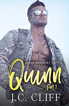 Quinn (Part 1): Atrox Security Series by [Cliff, J.C.]