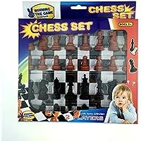 【ノーブランド品】チェスゲーム 国際チェス wi / 180mm チェス盤 テーブルゲーム おもちゃ 贈り物