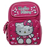 Backpack - Hello Kitty - Pink Lonely Hearts (Large School Bag) New 628604