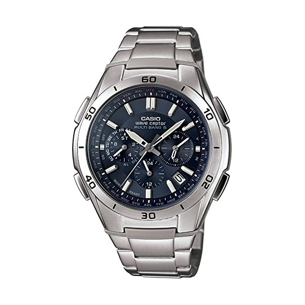 [カシオ]CASIO 腕時計 WAVECEPTORの商品画像