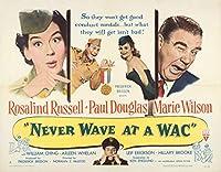 キャンバスに映画ポスタージクレープリント - 映画ポスター複製壁の装飾(WAC 3で決して波をしない) #XFB