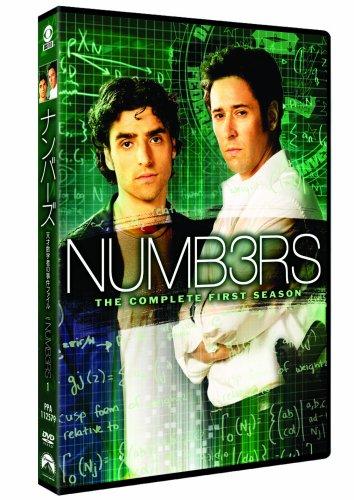 ナンバーズ 天才数学者の事件ファイル シーズン1 vol.1 [DVD]の詳細を見る