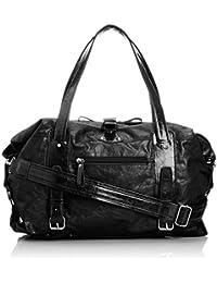 (エスティメイション) Estimation ボストンバッグ トート ショルダー大容量 かばん 鞄 メンズ 男性 ブラック クロ レザー 紳士 ビジネス 学生 ショルダー 2WAY カジュアル 父の日 誕生日 プレゼント レザー N-08
