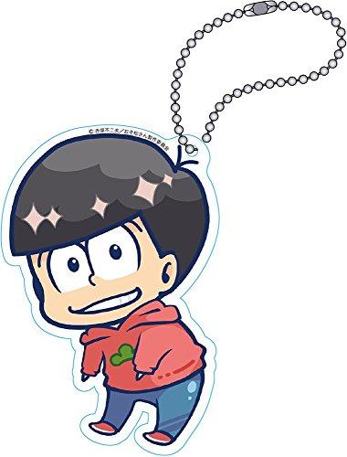 おしくらマグネット おそ松さん 松野おそ松 ノンスケール アクリル製 マグネットキーチェーン