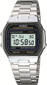 [カシオ]CASIO 腕時計 スタンダード デジタル A164WA-1 メンズ