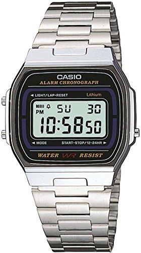 [カシオ]CASIO 腕時計 スタンダード A164WA-1