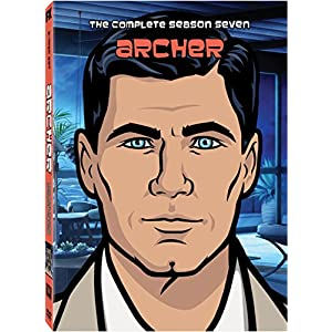 Archer: Season 7/ [DVD] [Import]