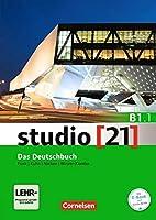 Studio 21 in Teilbanden: Deutschbuch B1.1 mit DVD-Rom