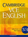 Cover of Cambridge Vce English Units 3 and 4