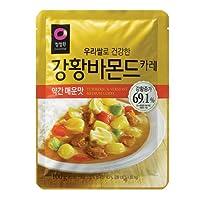 チョンジョンウォン ターメリック & バーモント カレー・ミディアムホット味 100g Korea Food 韓国(並行輸入品)
