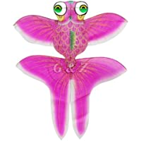 Small Size Pink Chinese Gold Fish Kite with Gift Box