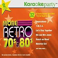 Karaoke Party: More Retro 70s & 80s