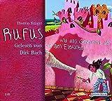 Rufus und das Geheimnis der weissen Elefanten. 2 CDs.