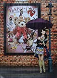 「AKB48単独春コンin国立競技場~思い出は全部ここに捨てて行け! ~」 会場限定特典B2ポスター B 【大島優子】